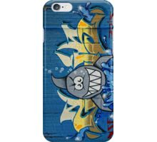 Wall-Art-007 iPhone Case/Skin