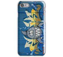 Wall-Art-007 iPhone Case/Skin