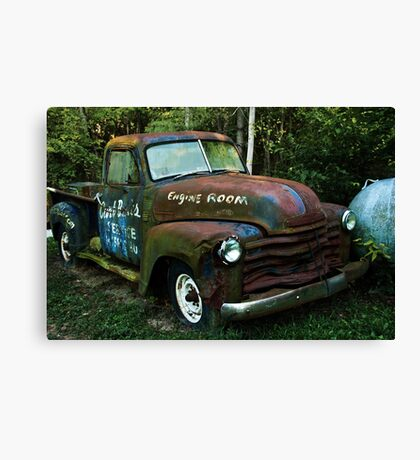 52 or 53 Chevy PU Canvas Print