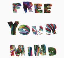 FREE YOUR MIND '16 Kids Tee