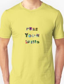 FREE YOUR MIND '16 T-Shirt