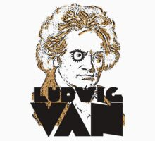 Ludwig Van by Peter Simpson