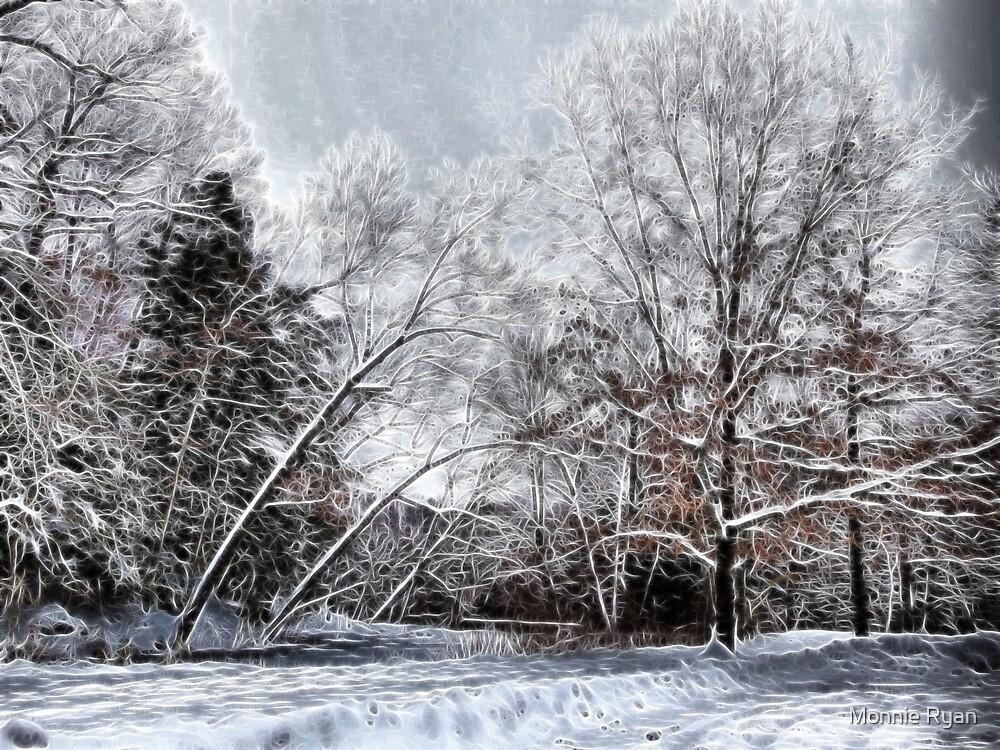 Winter Jazz by Monnie Ryan