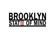 Brooklyn State of Mind Photographic Print