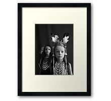 Krekers Framed Print