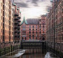 Old Hamburg by Jo-PinX