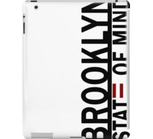 Brooklyn State of Mind iPad Case/Skin