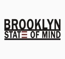 Brooklyn State of Mind T-Shirt
