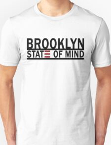 Brooklyn State of Mind Unisex T-Shirt