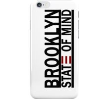Brooklyn State of Mind iPhone Case/Skin