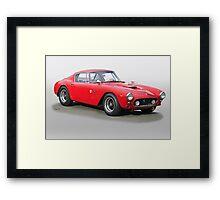 1961 Ferrari 250 GT SWB Framed Print
