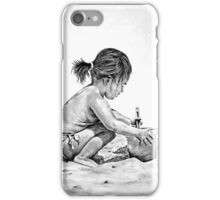 Dig This - Child iPhone Case/Skin