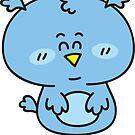 Baby boy owl. by BoYusya