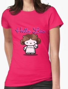Hello Leia T-Shirt