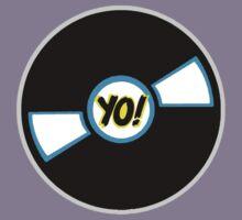 HIP-HOP ICONS: YO! RECORDS Kids Clothes