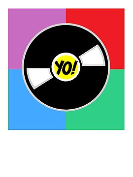 HIP-HOP ICONS: YO! RECORDS (W/ BACKGROUND) by S DOT SLAUGHTER