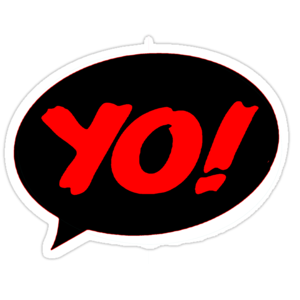 HIP-HOP ICONS: YO! TEXTBOX by SOL  SKETCHES™