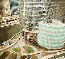 Trump Towers, Chicago by kalikristine
