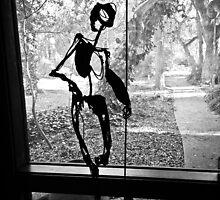 Dancing Skeleton by kalikristine