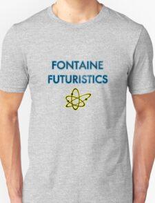 Fontaine Futuristics Unisex T-Shirt