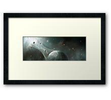 Cloud Atlas Framed Print
