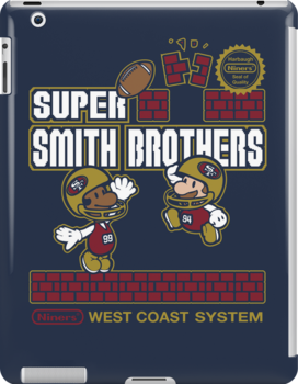 Super Smith Brothers (faded) by OneShoeOff