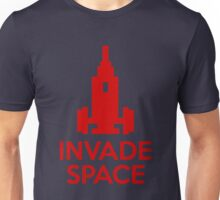 Invade Space Unisex T-Shirt
