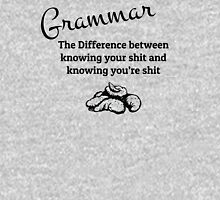 Grammar - Know the Difference Unisex T-Shirt