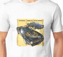 1976 Pontiac Trans Am Unisex T-Shirt