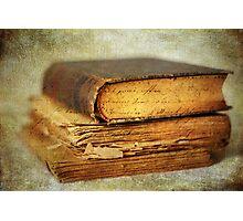 Livres Photographic Print