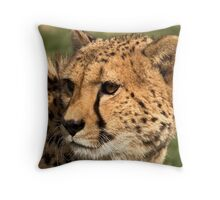 Look back  in anger! Throw Pillow