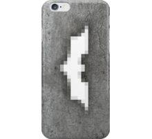 Batman 8-Bit Texture iPhone Case/Skin