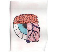 Brain_Eye_Heart Poster