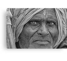 Varkari ( Revisited ) Canvas Print