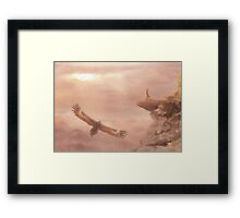 Chinese Dream (40 left!) Framed Print
