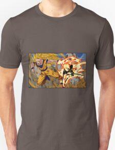 Saiya 3 Vs Naruto Sage Mode T-Shirt