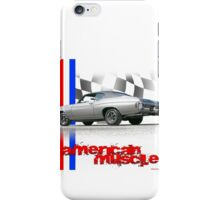 1970 Chevrolet Chevelle SS iPhone Case/Skin