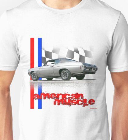 1970 Chevrolet Chevelle SS Unisex T-Shirt