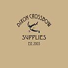 Dixon Crossbow Supplies by queenofbimbania