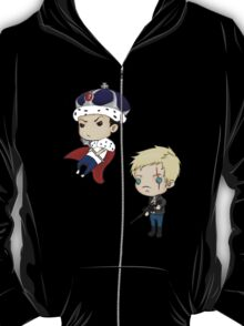 Moriarty and Moran chibis T-Shirt