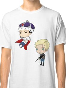 Moriarty and Moran chibis Classic T-Shirt