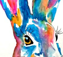 Hare 35 Sticker