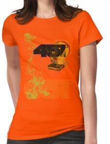 farenheit 451 Womens Fitted T-Shirt