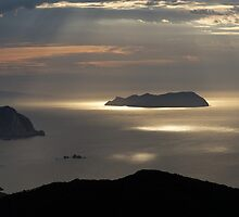 De Witt Island from South West Cape Range by tasadam