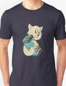 Kvitpus skurepulver Unisex T-Shirt