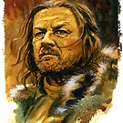 Game of Thrones: Ned by kenmeyerjr