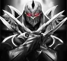 Zed - League of Legends by Waccala