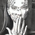 Selected Drawings of Cynthia Lund Torroll by Cynthia Torroll