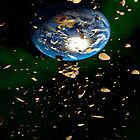 Asteroid Field by livingenergy