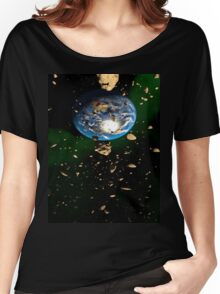 Asteroid Field Women's Relaxed Fit T-Shirt
